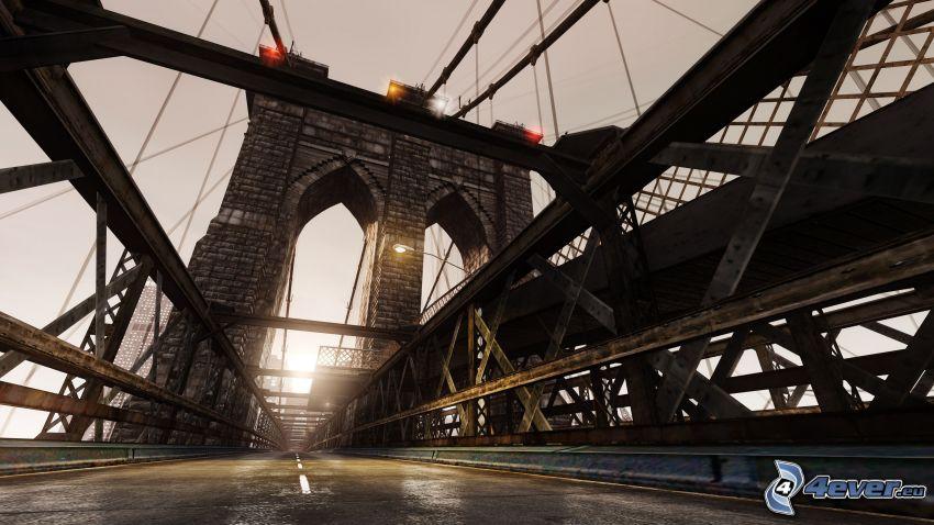 GTA 4, Brücke