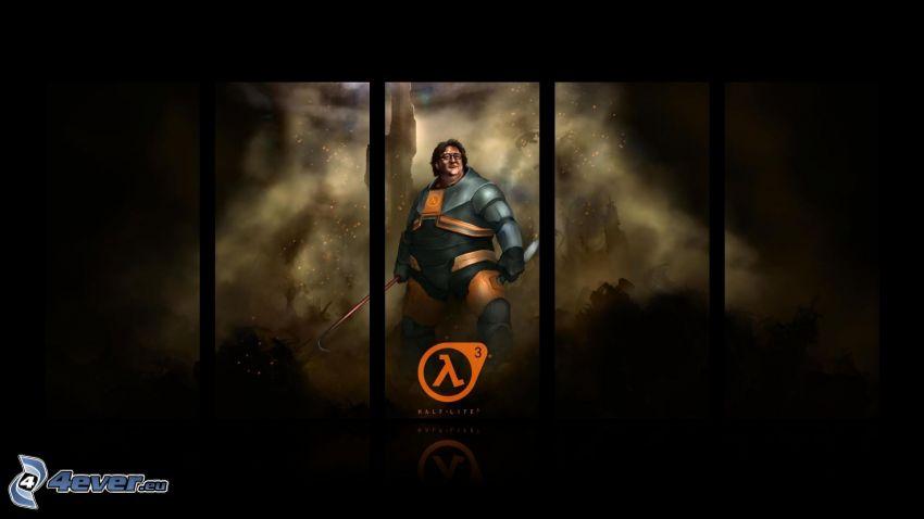 Half-life 3, Adipositas
