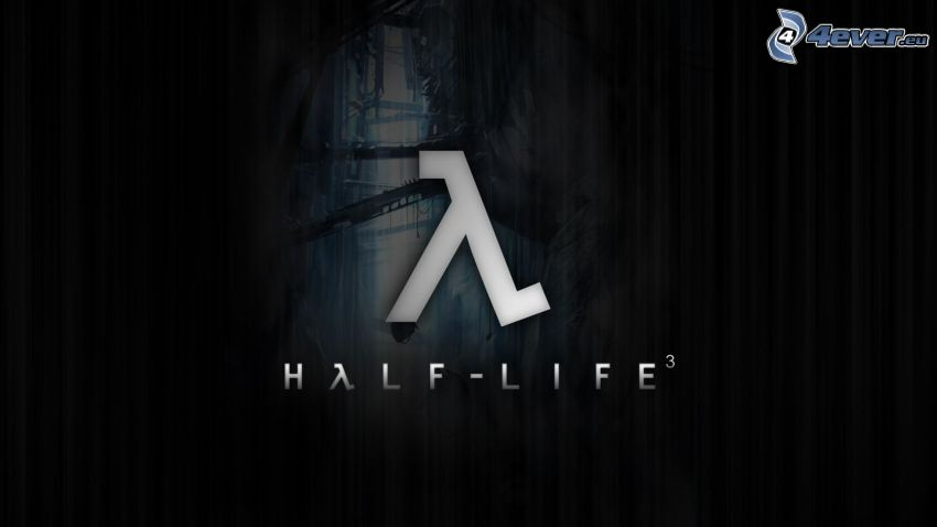 Half-life 3, logo