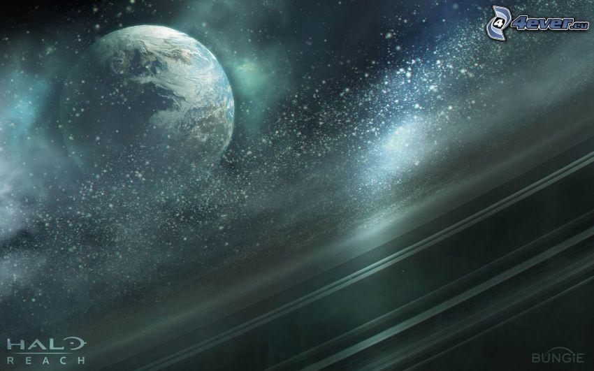Halo: Reach, Planet