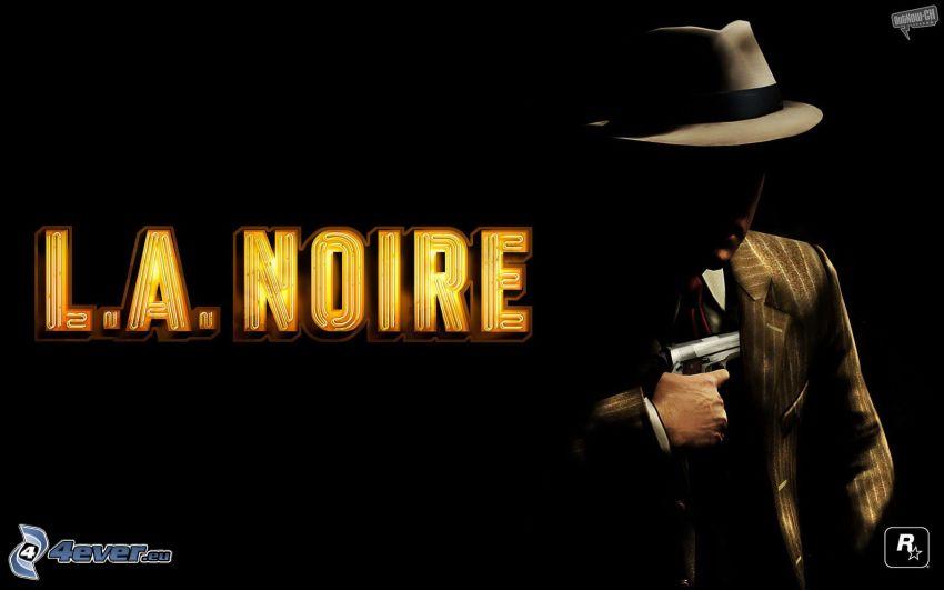 L.A. Noire, Mann mit einem Gewehr