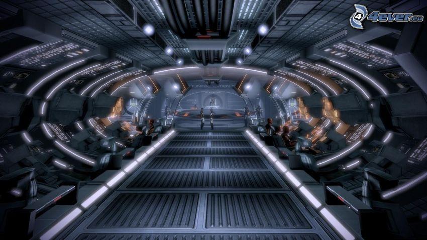 Mass Effect, Sci-fi
