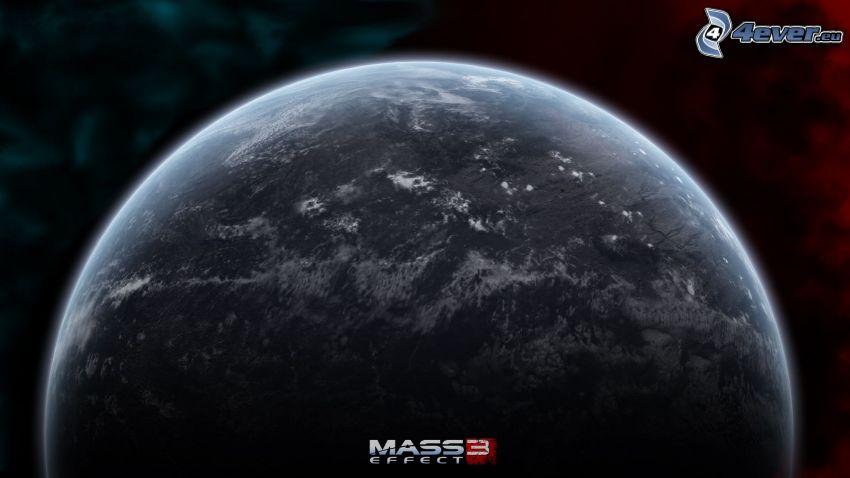 Mass Effect 3, Erde