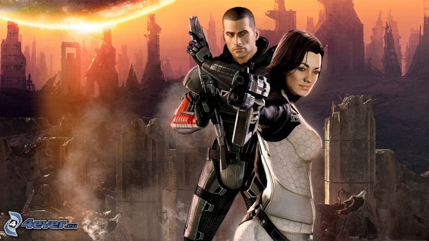 Mass Effect 3, Kämpfer