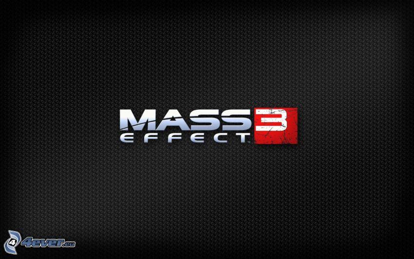 Mass Effect 3, logo