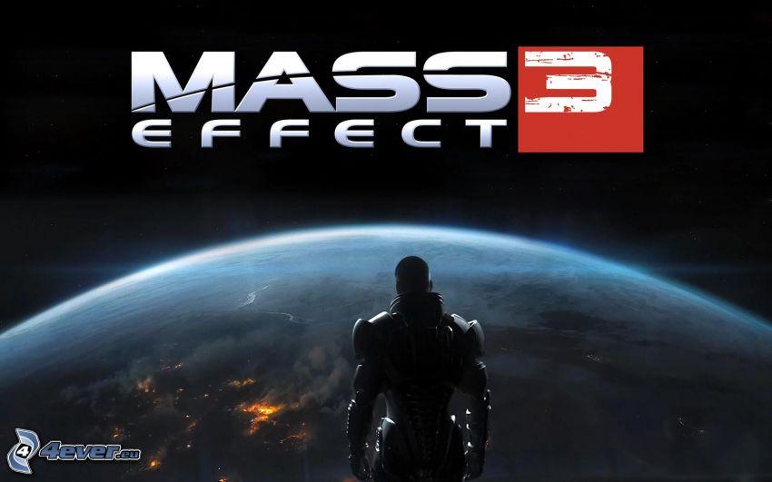 Mass Effect 3, Planet