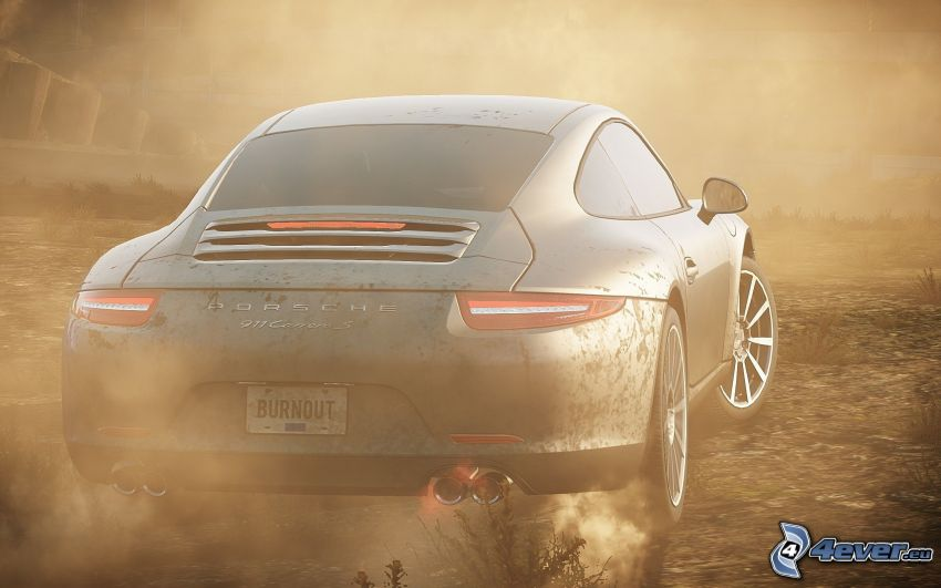 Need For Speed - Most Wanted, Porsche 911 Carrera S
