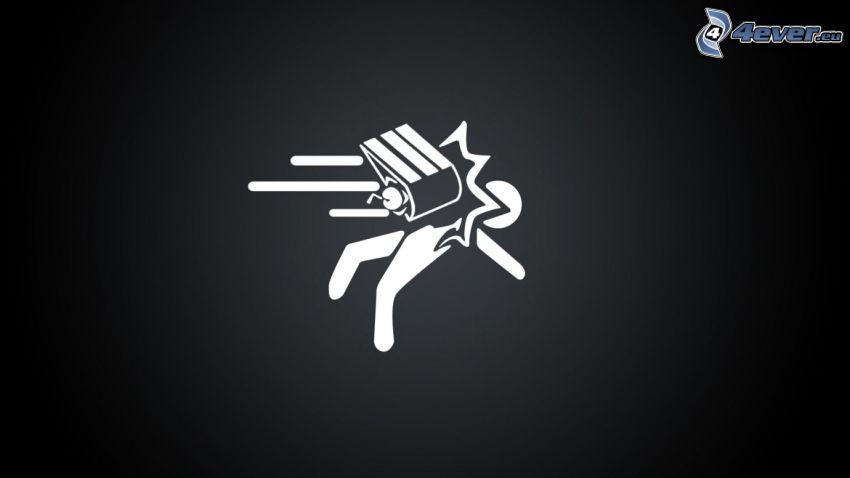 Portal Cake, logo