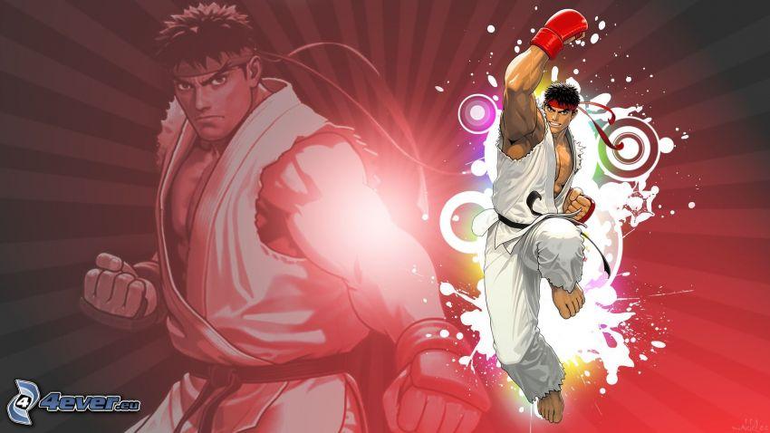 Street Fighter X Tekken, karate