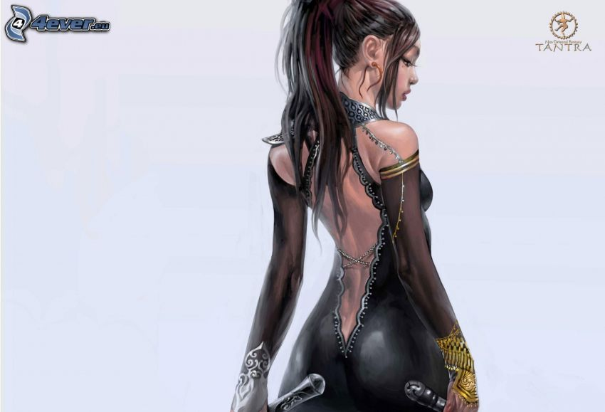 Tantra, Kämpferin