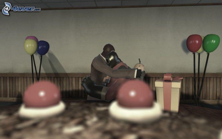 Team Fortress 2, Luftballons