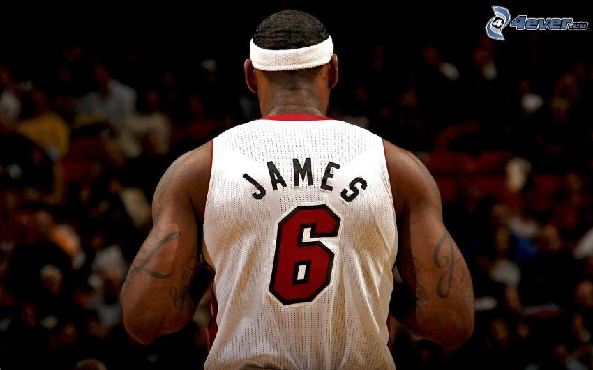 LeBron James, Basketballspieler