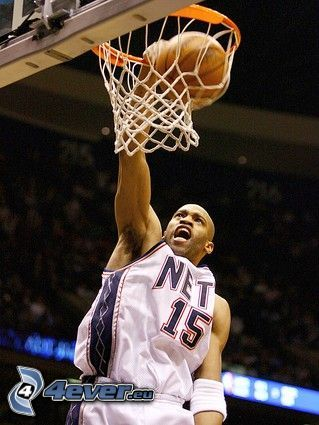Vincent Lamar Carter, NBA