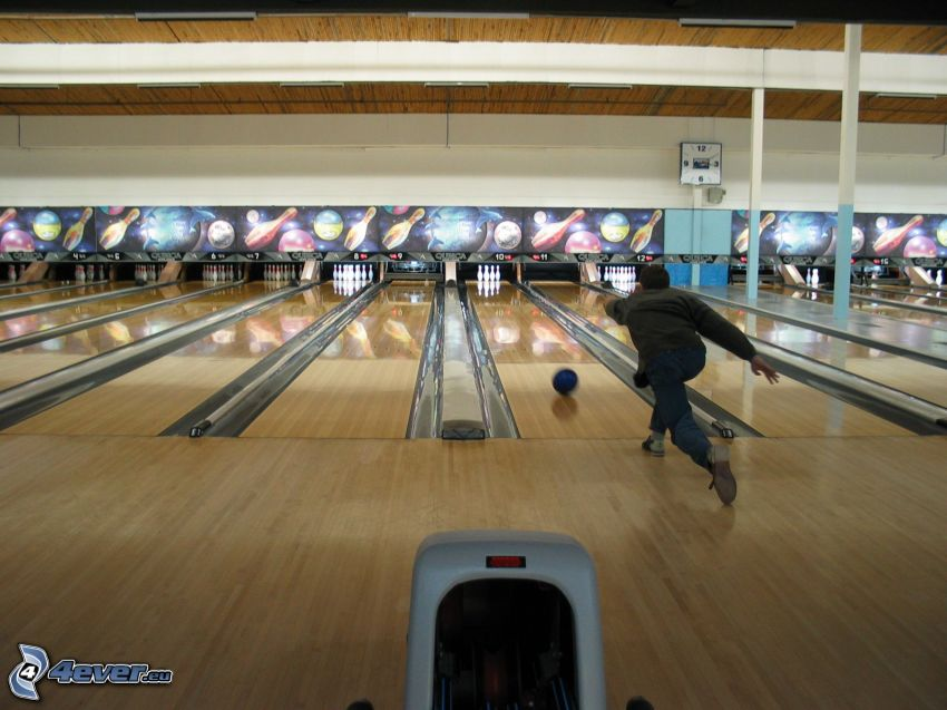 bowling, Bowling Lineas