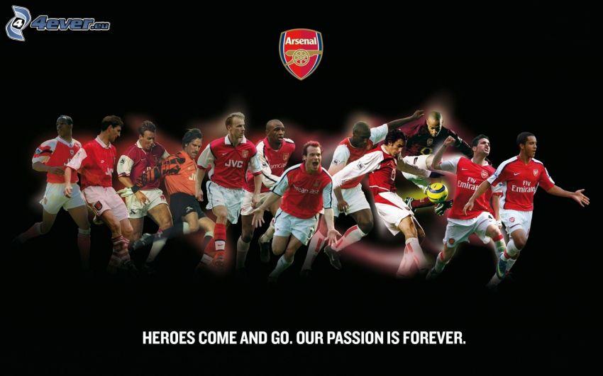 Arsenal, Fußballteam