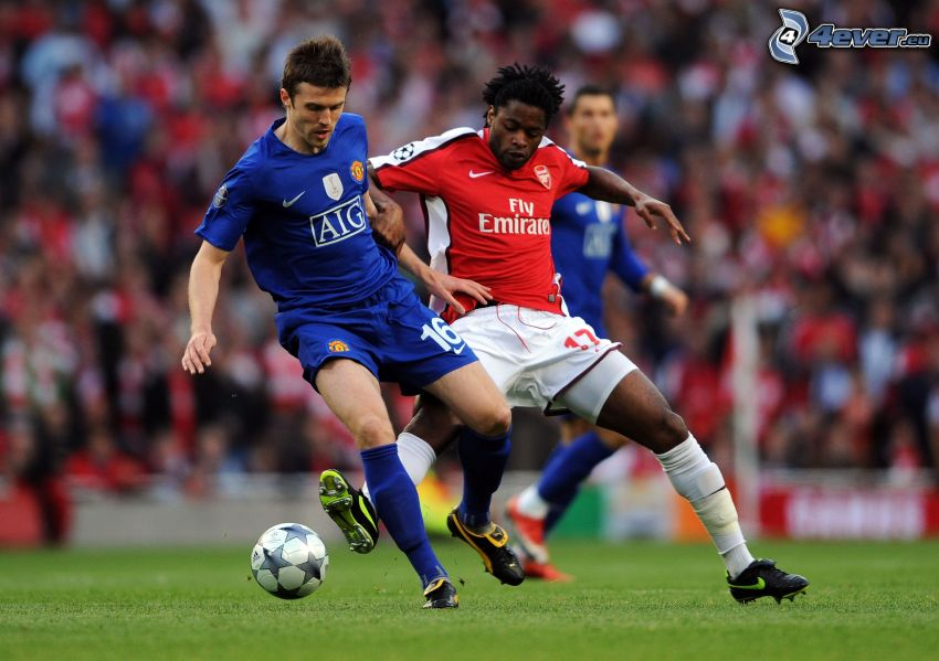 Arsenal vs. Manchester United
