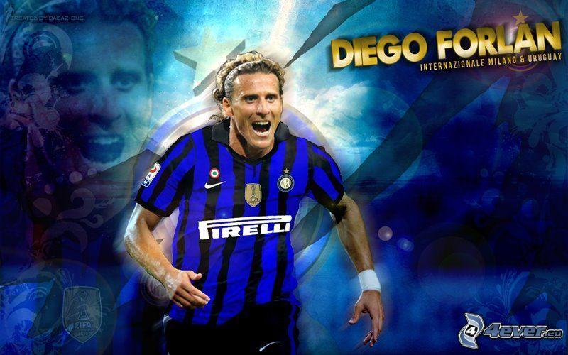 Diego Forlán, Inter Mailand