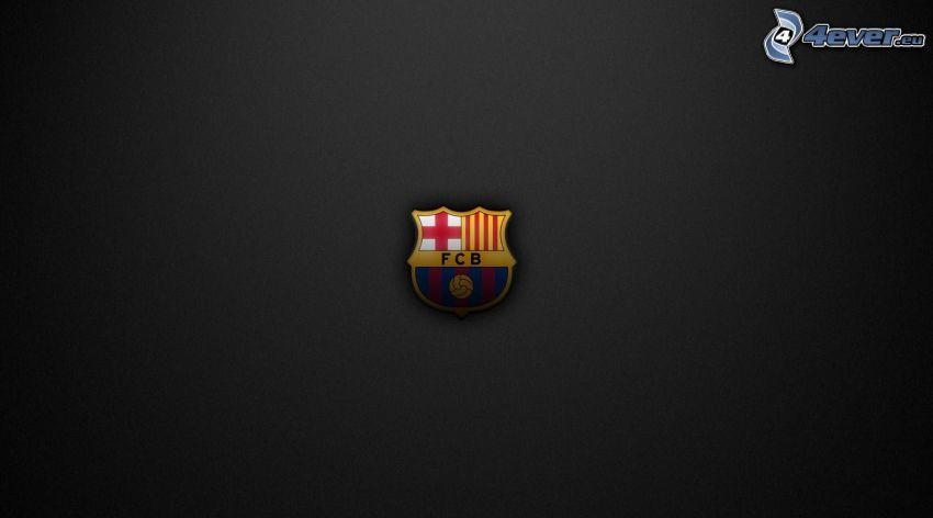 FC Barcelona, Schild