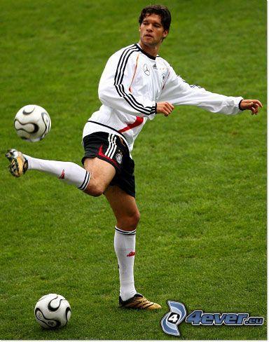 Fußball, Ball, Gras
