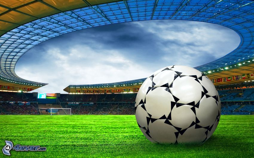 Fußball, Stadion