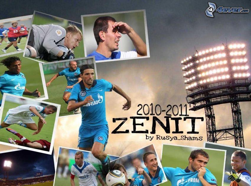 Fußballer, Fotos