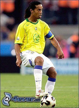 Ronaldinho, Fußball