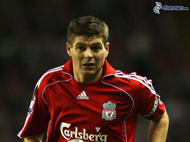 Steven Gerrard, FC Liverpool