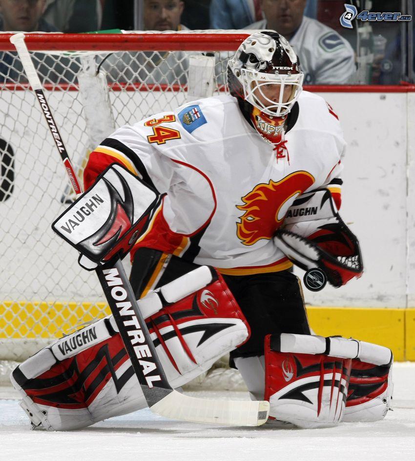 Miikka Kiprusoff, Eishockeytorwart, NHL