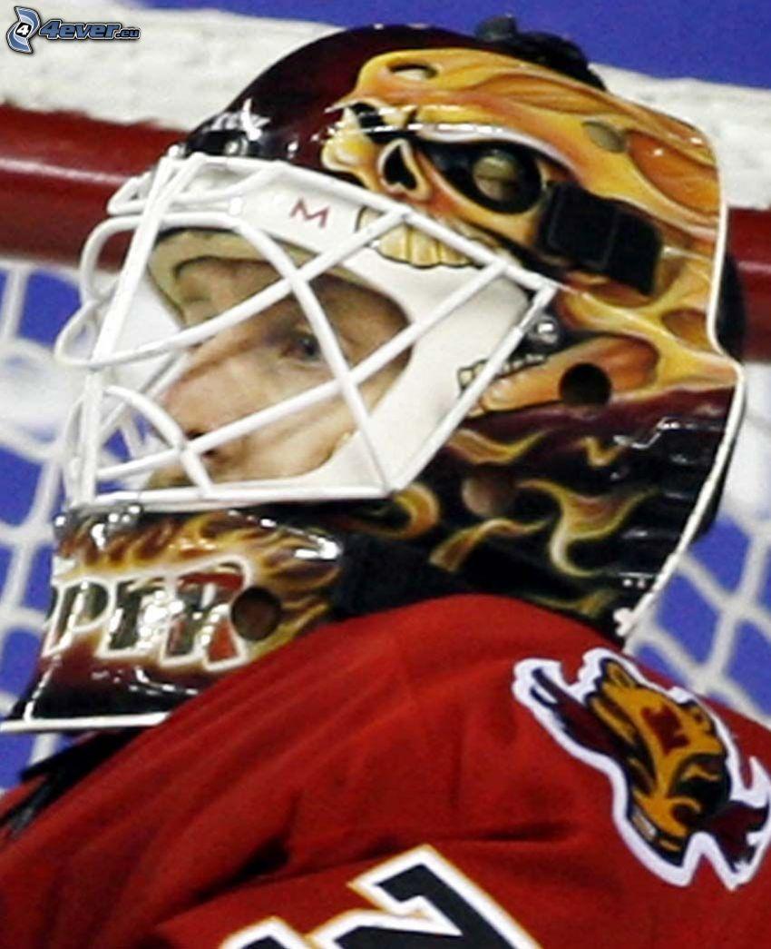 Miikka Kiprusoff, Eishockeytorwart