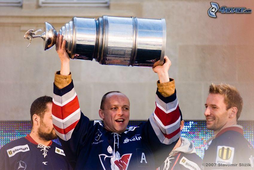Slovan, Hockey, Cup