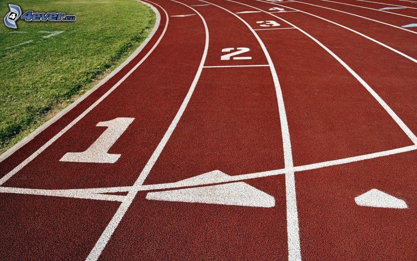 Joggingstrecke