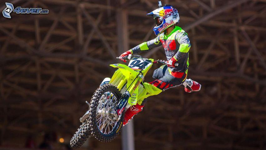 Ken Roczen, motocross, Sprung