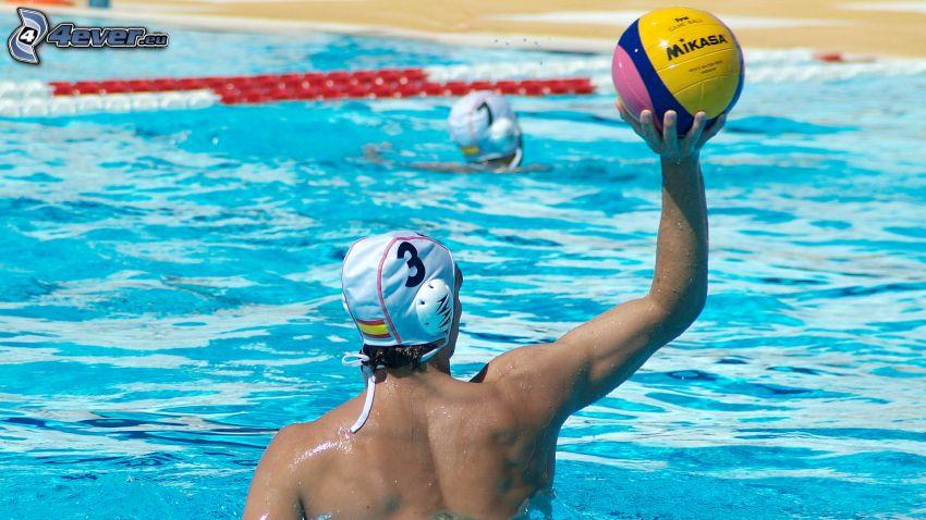 Wasserball, Ball
