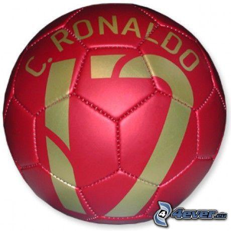 Ball, Cristiano Ronaldo, Fußball