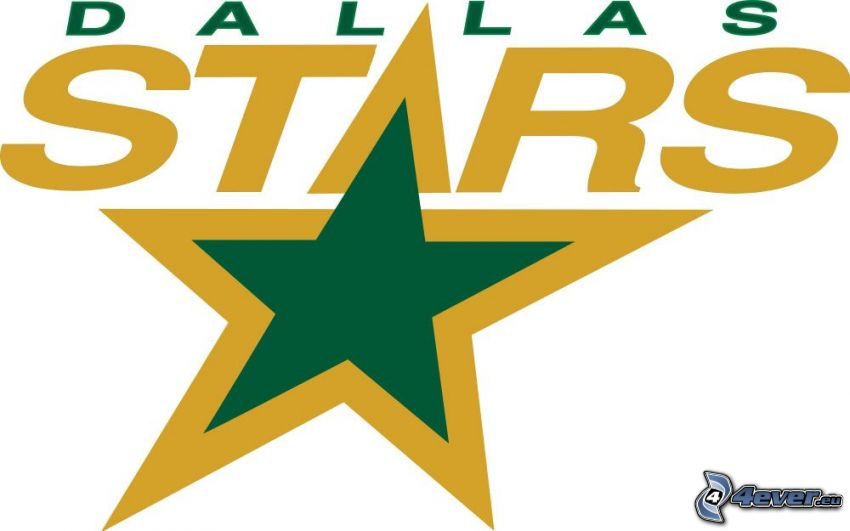 Dallas stars, logo
