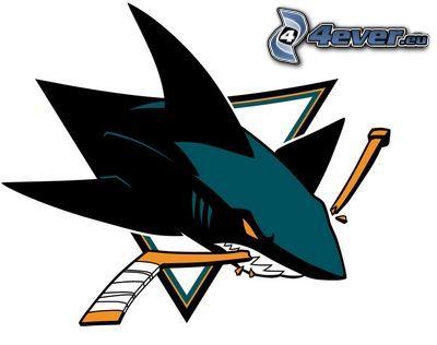 San José Sharks, logo, Hockey