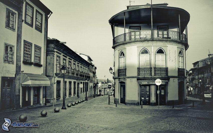 Turm, Portugal, Straßen