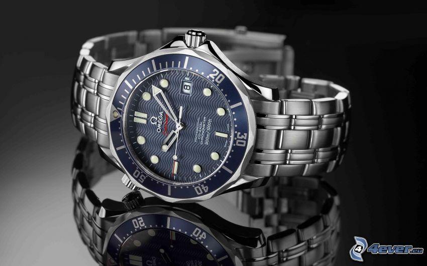 Armbanduhr, Omega
