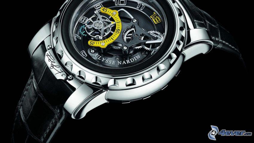 Armbanduhr, Räder