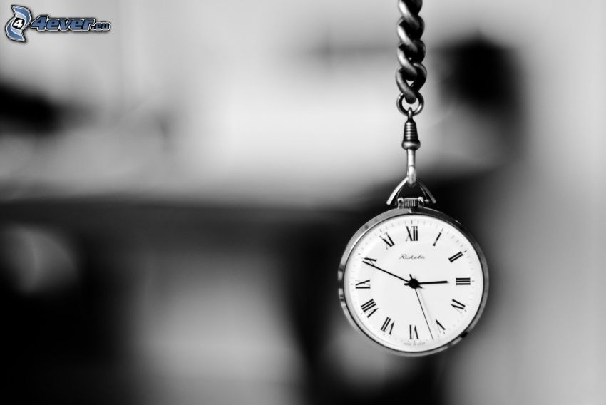 historische Uhr