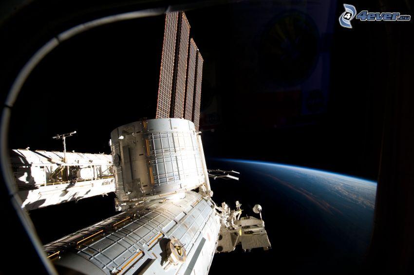 Internationale Raumstation ISS, Erde von der ISS