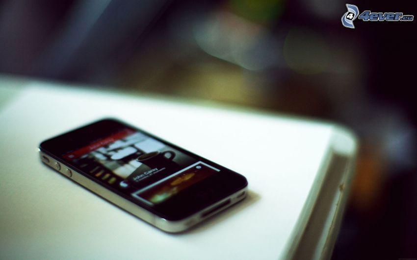 iPhone, Handy