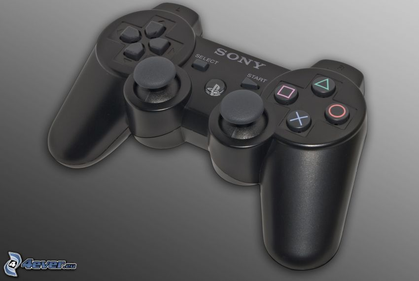 joystick, Playstation