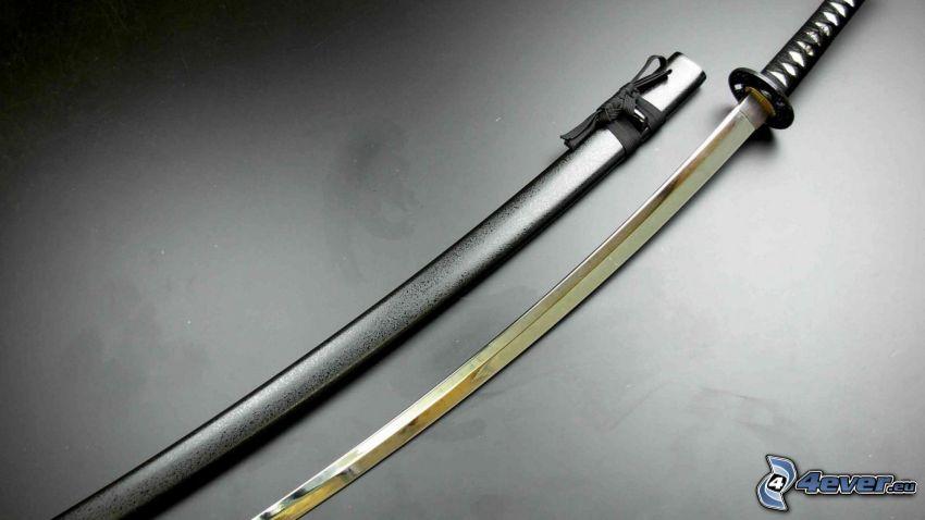 katana, Schwert
