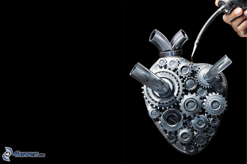 mechanisches Herz
