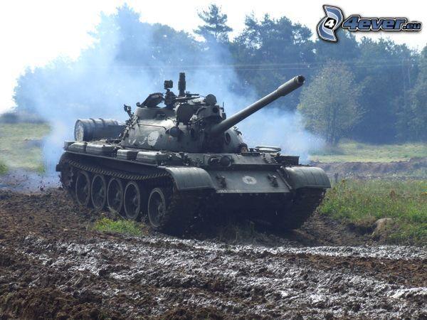 Panzer, T55A