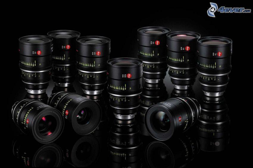 Objektive, Leica