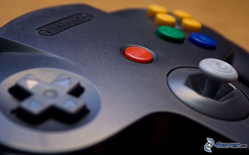 Playstation, joystick