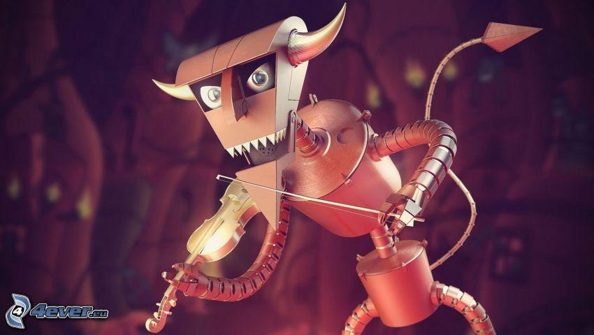 Robot, Teufel