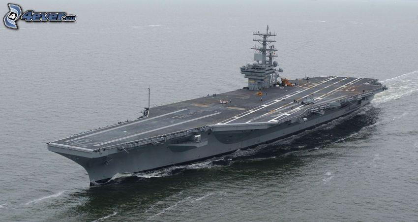 USS Nimitz, Flugzeugträger